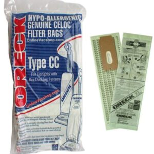 Oreck Bags Belts cords filters