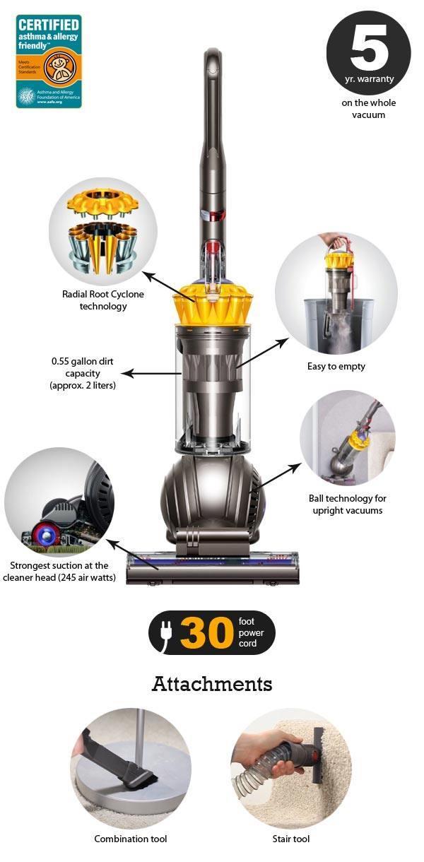 Dyson Ball Multi Floor 2 Deluxe Vacuum