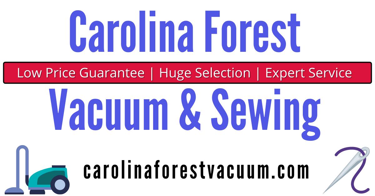 Carolina Forest Vacuum & Sewing | CarolinaForestVacuum.com