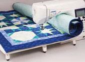 Juki Exceed HZL-F600 Wide Sewing Space