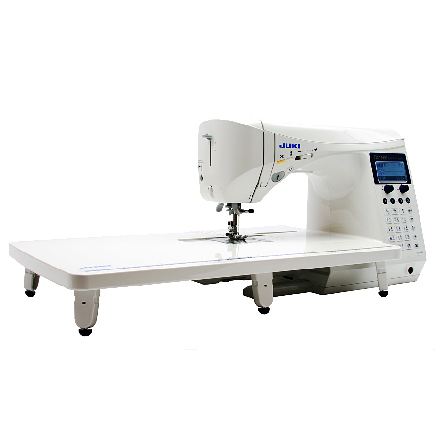 Juki HZL-F600 Exceed Series Full Sized Computer Sewing and Quilting Machine