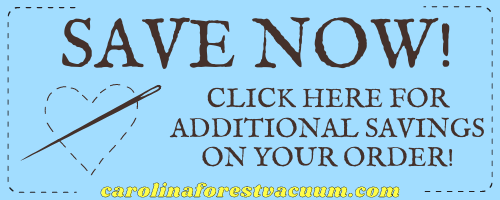 Save Now   Carolina Forest Vacuum & Sewing